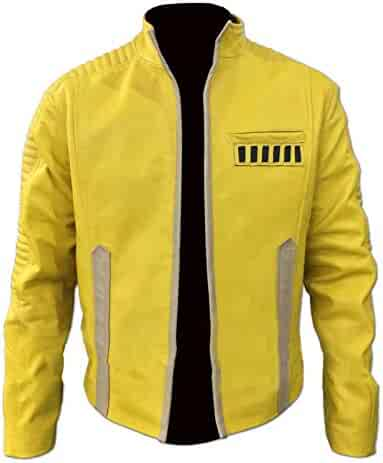 Stormwise Mens Fashion Ultr0n Captain Leather Jacket