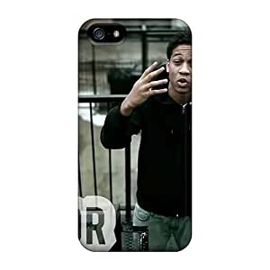 Durable Hard Phone Cases For Iphone 5/5s With Provide Private Custom High Resolution Papa Roach Pattern LauraAdamicska