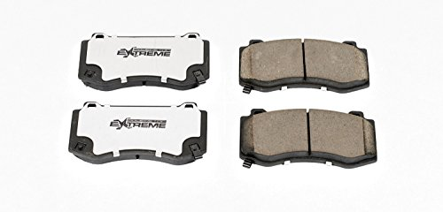 (Power Stop Z26-1298 Extreme Performance New Formulation Brake Pad)
