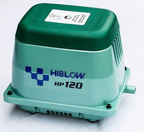 Hiblow HP 120LL (Long Life) Air Pump