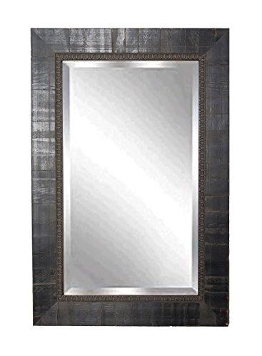American Made Rayne Tuscan Ebony Beveled Wall Mirror, 22.5 x 34.5 Review