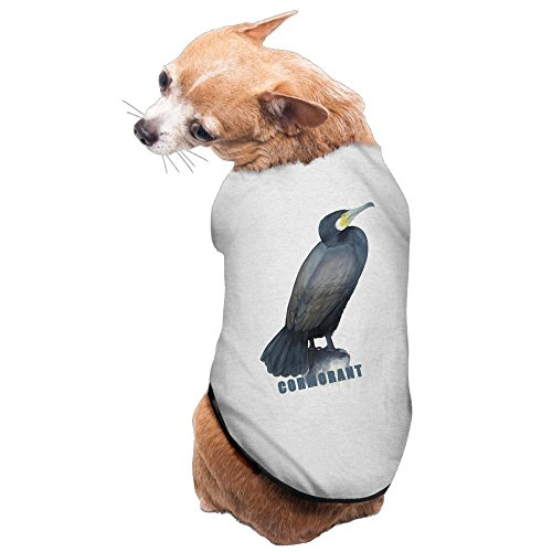 [Dog Clothes Cormorant Dog Costumes Pet Comfortable Polyester Fiber Dog Jackets Dog Shirt] (Welcome To The Black Parade Costume)