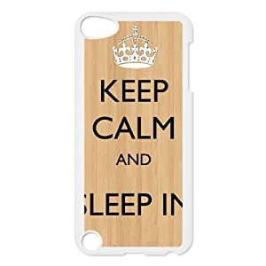 YAYADE Phone Case Of KEEP CALM Series popular Cool Painting for iPod Touch 5