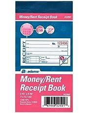 Money/Rent Receipt Book 2-Part Carbonless 2-3/4