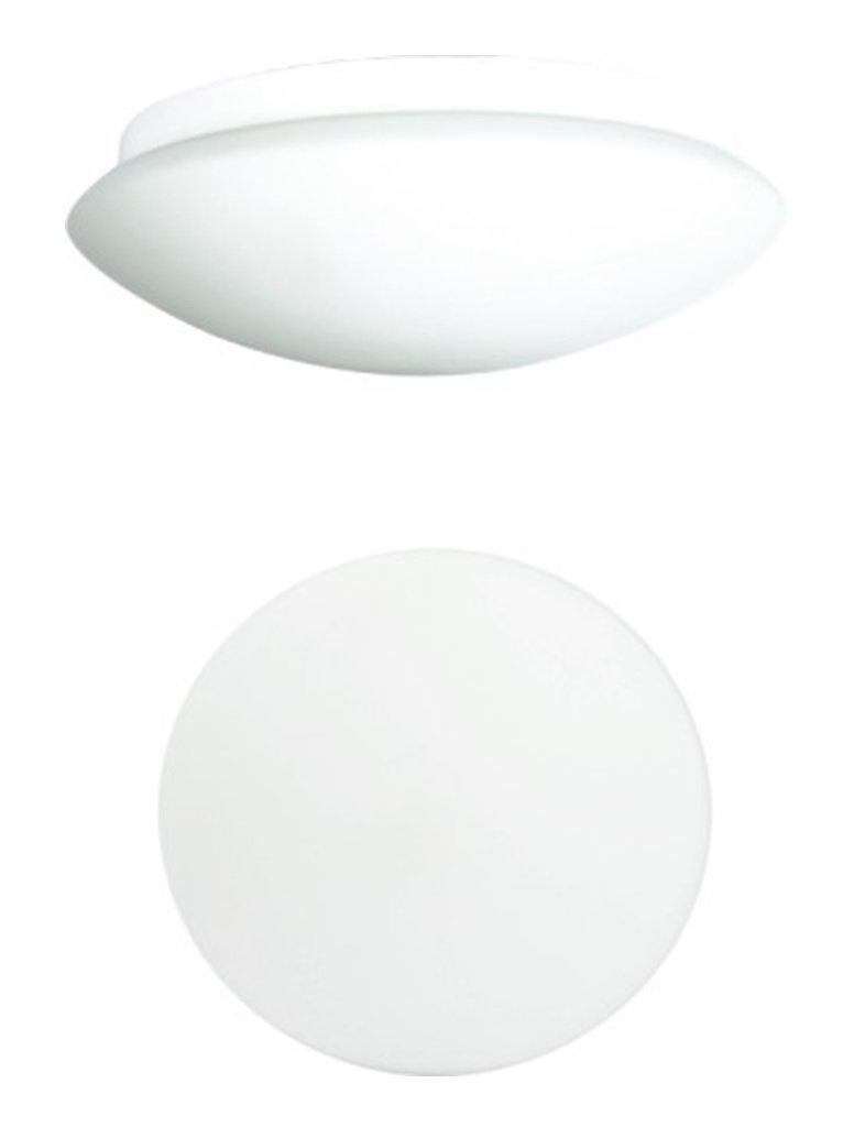 Trango Deckenleuchte Wandleuchte mit Radar Bewegungsmelder Sensorleuchte Automatikleuchte Automatiklampe Echtglas TGMV360L