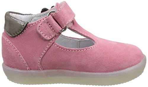 Naturino Falcotto 1539 - Zapatos de primeros pasos Bebé-Niños Rose (Rosa Taupe)