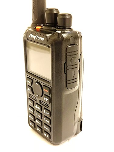 AnyTone AT-D868UV GPS Version II Upgraded 3100mAh battery Dual Band DMR/Analog 144 & 430 MHz Radio US Seller by AnyTone (Image #4)