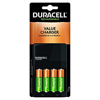 Amazon.com: Duracell - Ion Speed 1000 Battery Charger with