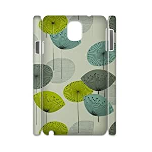 Colorful Stripes Design Custom 3D Cover Case for Samsung Galaxy Note 2 N7100,diy phone case ygtg603215