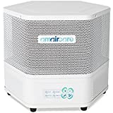 Amaircare 2500 Air Purifier,Filter Change Timer, 3 Speed, Pure White