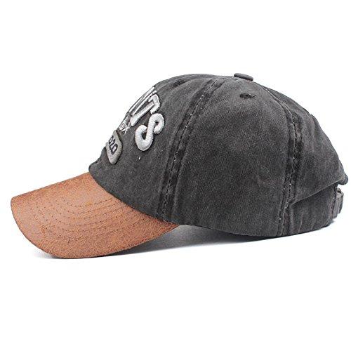 De Para Retro Mujeres Tapas De Gorra mznwpm Tapa Sombreros Hat Vintage Hombre Hip Hop Bordado Béisbol Ósea 80dqnxIw