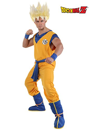 FunCostumes Super Saiyan Goku Costume Medium