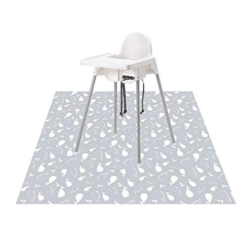 - Splat Mat for Under Highchair/Arts/Crafts, Womumon 53