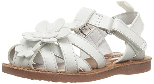 OshKosh B'Gosh Prudie Girl's  Sandal, 8 M US Toddler