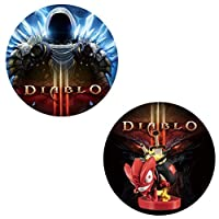 SIYI shop amiibo cards NFC Mini Game Cards for Diablo III: Eternal Collection Nintendo Switch 2pcs