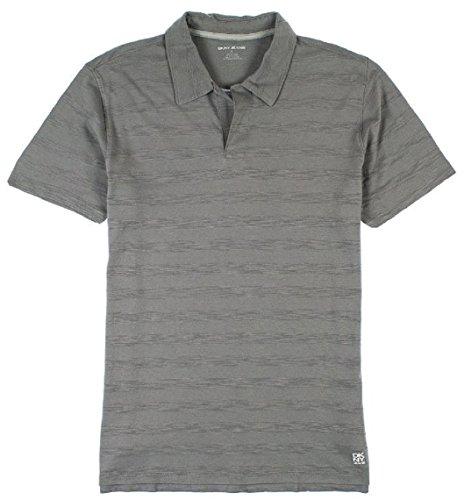 dkny-jeans-mens-short-sleeve-polo-shirt-large-grey