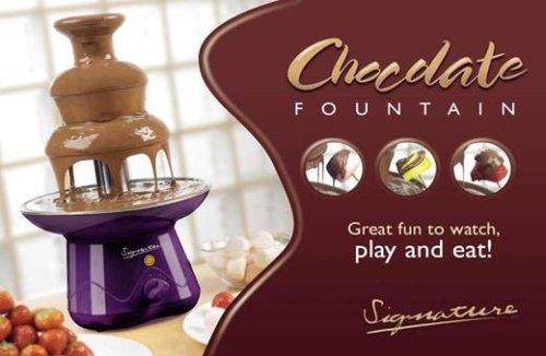 Signature Chocolate Fountain S005 Amazon Kitchen Home