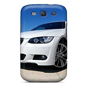 New Galaxy S3 Case Cover Casing(white Bmw)