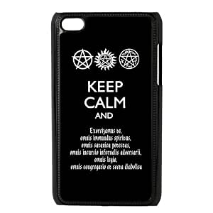 Custom Your Own Personalized Unique Supernatural Ipod Touch 4 Durable Case Cover by icecream design