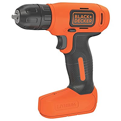 Black & Decker BDCD8C 8V MAX Lithium Drill