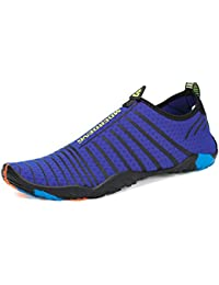 Men Women Water Shoes Quick Dry Barefoot Aqua Socks Swim Shoes Pool Beach Walking Running