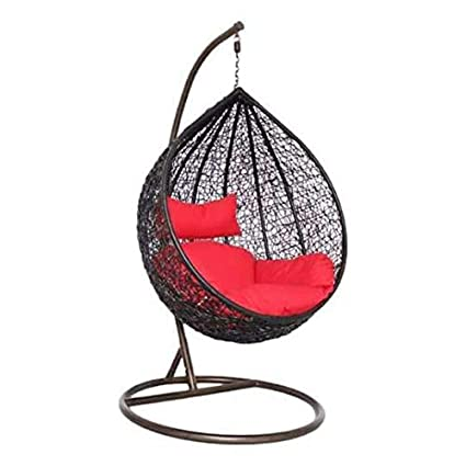 Hindoro Outdoor-Balcony Swing Chair with Stand
