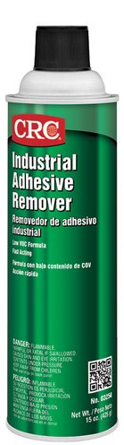 CRC Industries Inc 03250-1003473 Industrial Adhesive Remover - 20 oz, Aerosol Can