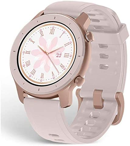 Amazfit GTR A1910 42 Cherry Bl - Smartwatch (42 mm), Color Rosa ...