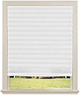 product image for Redi Shade, White Original 48-Inch Light Filtering Temporary Window Shade, 3842378