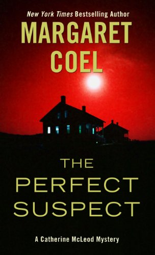 book cover of The Perfect Suspect