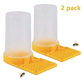 Beekeeping Beehive Water Feeder Container Bee Drinking Nest Entrance Beekeeper