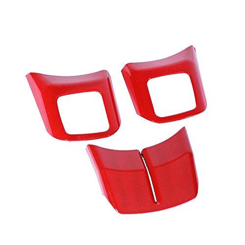 [해외]Auxmart 12pcs 인테리어 장식 트림 키트, Centrer 콘솔 에어 아웃렛 트림, 도어 핸들 커버 내부, 조수석 핸들 트림 맞추기 세트 2011-2015 Jee/Auxmart 12pcs set Interior
