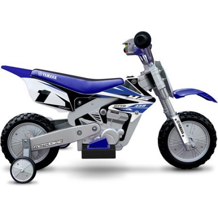 Yamaha 6 Volt Motorcycle Blue