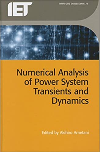 Numerical analysis of power system transients and dynamics energy numerical analysis of power system transients and dynamics energy engineering fandeluxe Choice Image