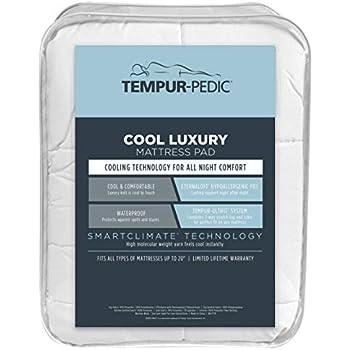 Amazon Com Tempur Pedic Performance Luxury Fitted
