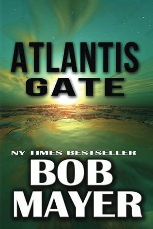 book cover of Atlantis Gate