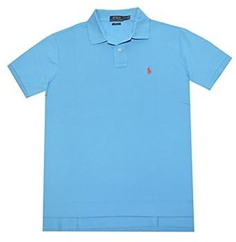 Polo Ralph Lauren Men Custom Fit Mesh Polo Shirt