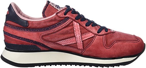 Rojo Multicolor Adulto Zapatillas Azul Munich NOU Unisex 041 qXw4O