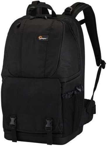 Lowepro Fastpack 350 - Mochila para cámara, Color Negro: Amazon.es ...