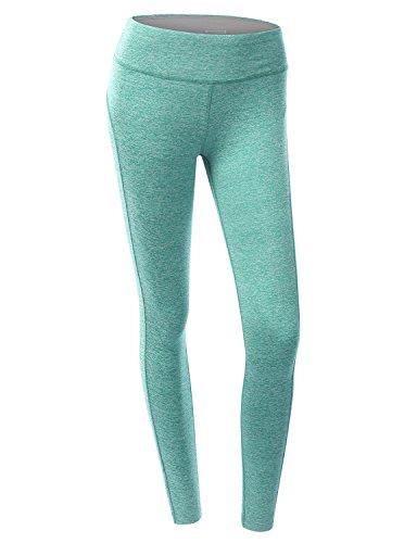 Doublju Womens Shapewear Leggings Pants
