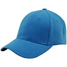 Hats & Caps Shop Mega Flex Low Profile   (Structured) Brushed Twill Fitted Cap - By TheTargetBuys