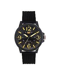 Caterpillar LF11121137 Reloj para Caballero con Caja de Plástico ABS y Resistencia al Agua de 10 ATM