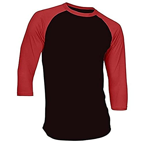 Make your own custom red t-shirts for any group or occasion. At Customink we offer hundreds of styles of shirts to customize in red. There's shirts for men & women, boys & girls — even infants!