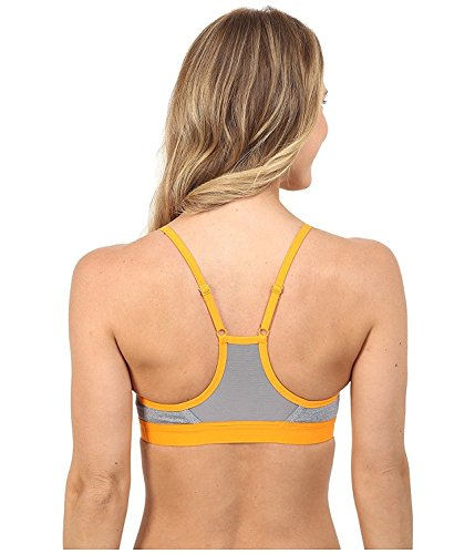 vivid Sport Cool Grey Nike Para Sujetador bh Indy Mujer Orange Deportivo Pro OUB6vdwq