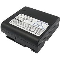Replacement Battery for Sharp VL-AH131S, AD260U, E780, E97E, A40U, E680U, SE20U, A111H, E660, H800U, A10H, E630, E77U, E610, E750U, S1H, AH50H, E685U, E66H, AH50, E660U, H850S, AH160U, E610U, E680S, AH1510, SW50, E33U (BT-H22, BT-H22U, BT-H21U, BT-H21)