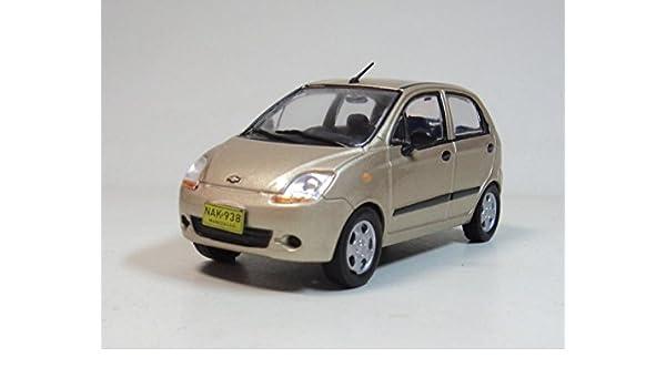 Amazon Ixo Altaya 143 Chevrolet Spark Diecast Car Model Baby