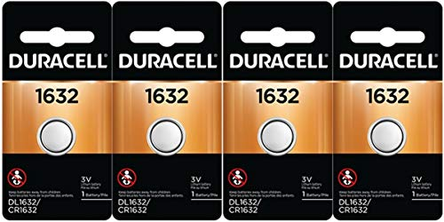 4 Pcs Fresh Duracell
