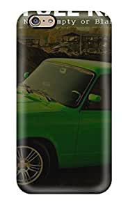 Michael Volpe Iphone 6 Well-designed Hard Case Cover Cool Green Vintage Car Wide Screen Desktop Protector