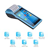 Android 6.0 pos Terminal Receipt Printer with 5.5