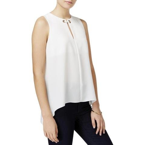 Used, RACHEL Rachel Roy Women's Cut-Out Grommet Tank Top, for sale  Delivered anywhere in USA